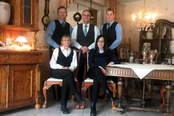 Merz und Wegener Bestattungshaus - Team